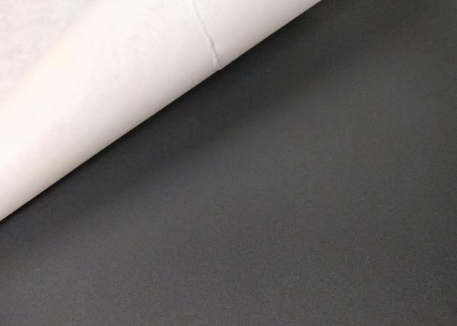 """Matte Black Acrylic (1 Side) - 1/8"""" (3mm)"""