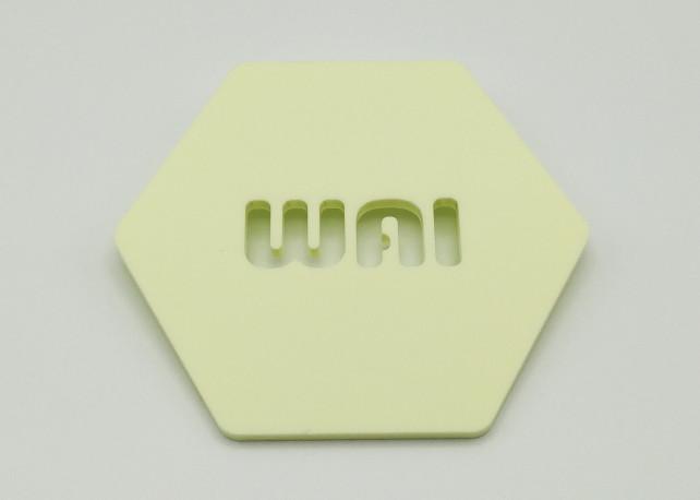"Matte Perfect-cado Acrylic (2 Sides) - 1/8"" (3mm)"