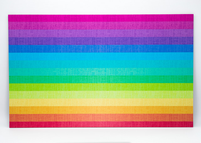 """More Than a Rainbow uniBoard - 1/8"""" (3mm)"""