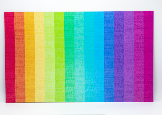 """More Than a Rainbow 1 uniBoard - 1/8"""" (3mm)"""