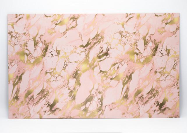 "Blush Pink Marble uniBoard - 1/8"" (3mm)"