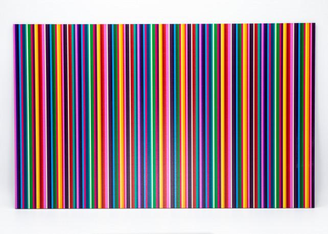 """Serape Pattern uniBoard - 1/8"""" (3mm)"""